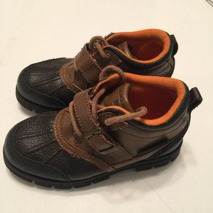 US POLO ASSN Chukka Boots Size 12 Hiking Leather
